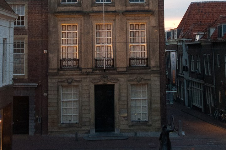 Historisch Museum Den Briel temporarily closed