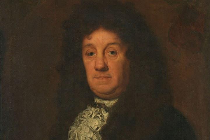Portret Cornelis Tromp bruikleen Rijksmuseum