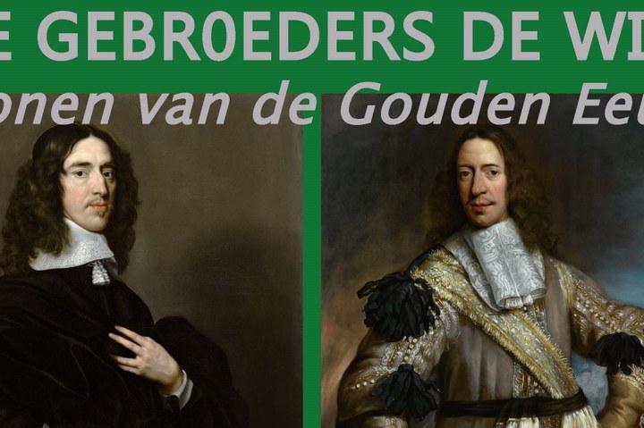 Laatste week tentoonstelling Gebroeders de Witt