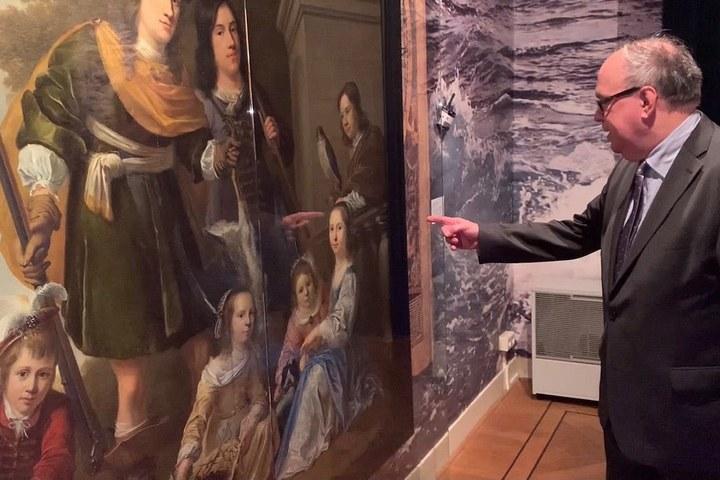 Virtuele tour te beleven door Museum Den Briel