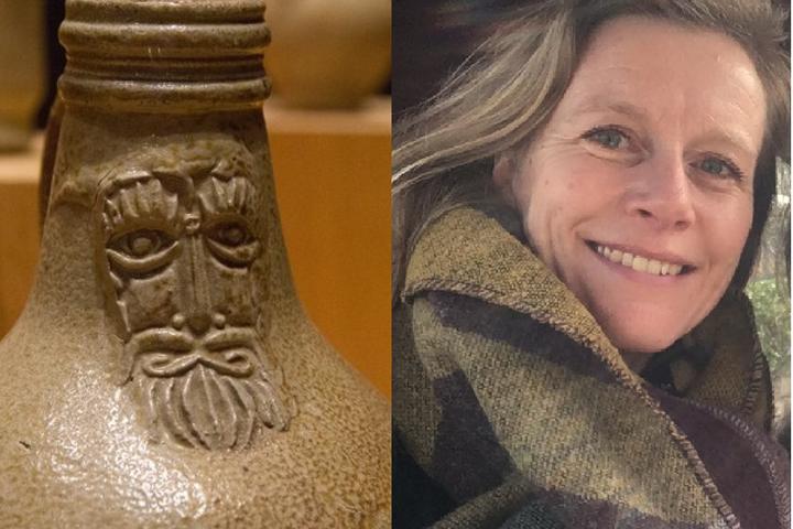 Museumdeur op een kier, 1 juni: Karen de Moor