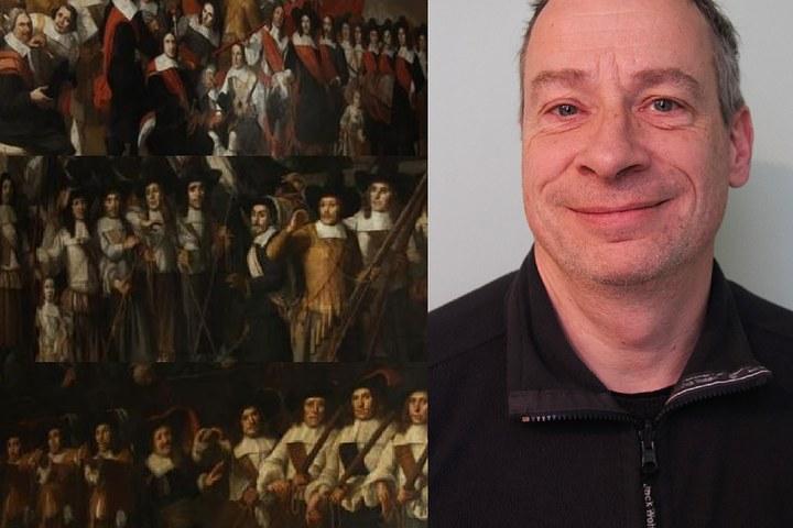 Museumdeur op een kier, 12 april: Roel Slachmuylders
