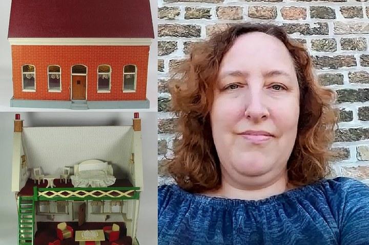 Museumdeur op een kier, 13 april: Jeanette de Lange
