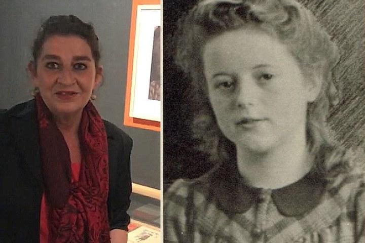 Museumdeur op een kier, 15 april: Marijke Holtrop