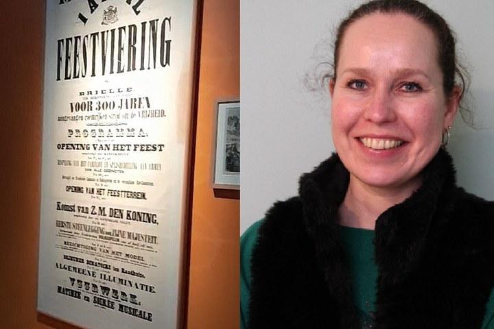 Museumdeur op een kier, 17 april: Alexandra Peeman