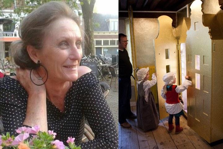 Museumdeur op een kier, 19 april: Fieke Lambert