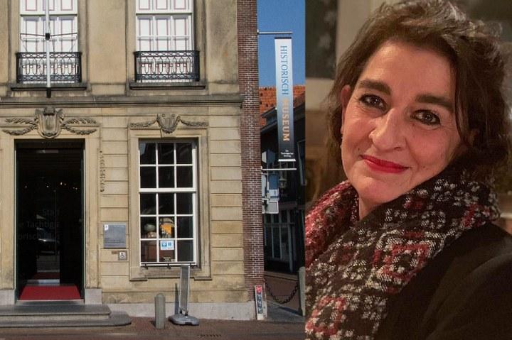 Museumdeur op een kier, 2 juni: Marijke Holtrop
