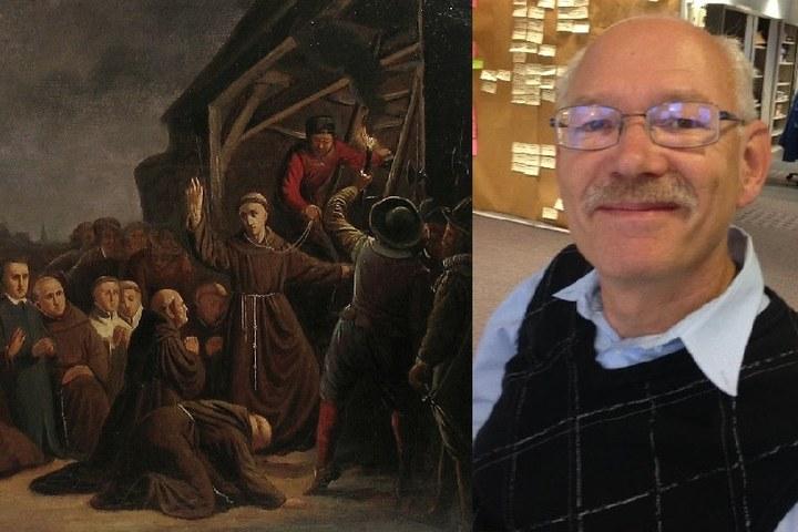 Museumdeur op een kier, 20 april: Leo van der Molen