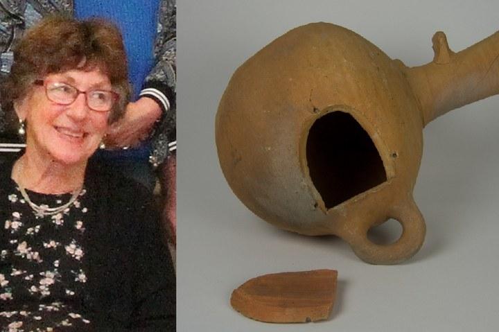 Museumdeur op een kier, 20 mei: Paula Hey