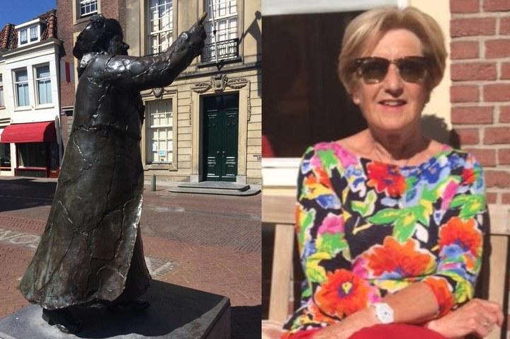 Museumdeur op een kier, 21 mei: Trudy Schipper