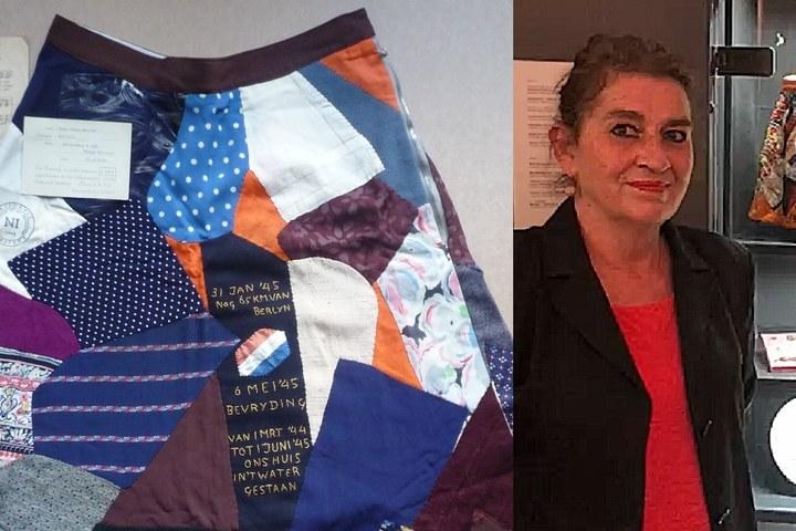 Museumdeur op een kier, 25 april: Marijke Holtrop