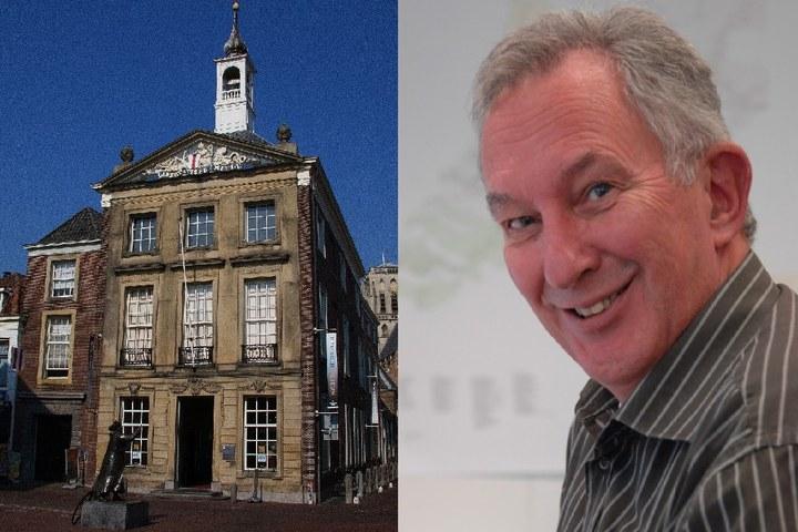Museumdeur op een kier, 3 mei: Hans van Rutten