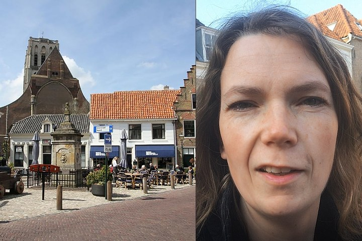 Museumdeur op een kier, 4 april: Marianne Dirks