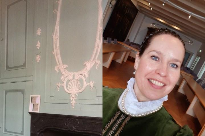 Museumdeur op een kier, 5 april: Alexandra Peeman