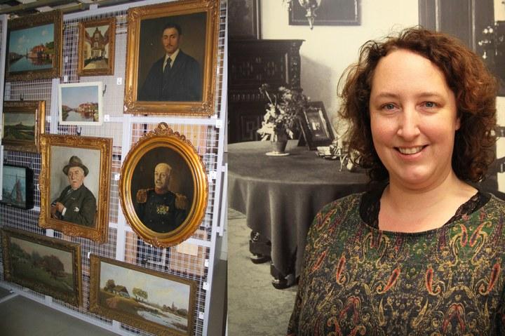 Museumdeur op een kier, 6 april: Jeanette de Lange