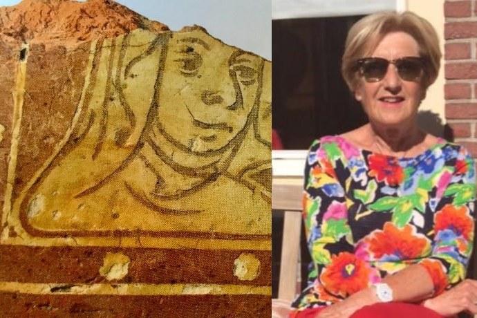 Museumdeur op een kier, 7 mei: Trudy Schipper