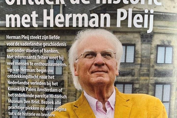 Herman Pleij tipt:
