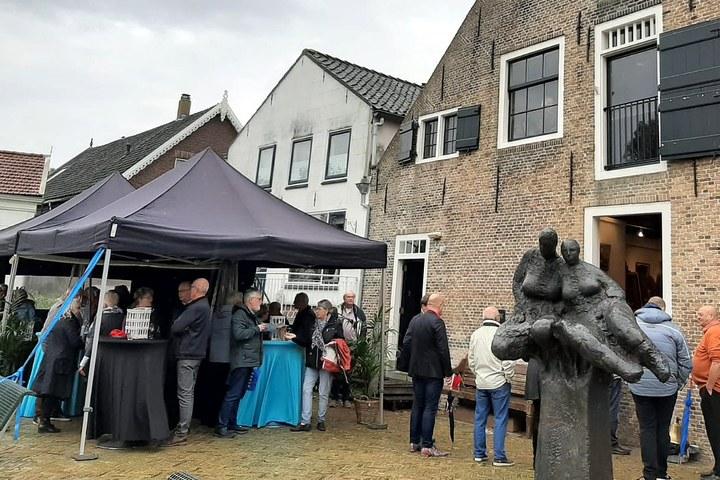 Visserijmuseum Zwartewaal 11 oktober jl. geopend