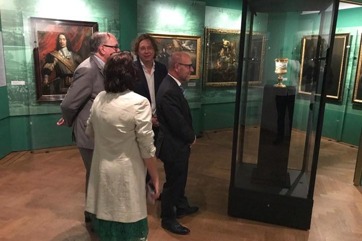Bijna 20.000 bezoekers voor Museum Den Briel!