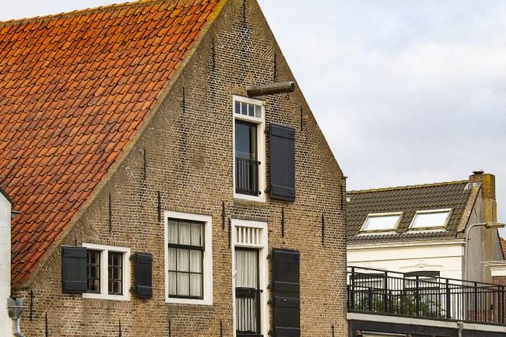 Latere opening Visserijmuseum Zwartewaal