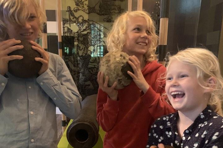 Nieuwe gezinsactiviteit in museum Den Briel