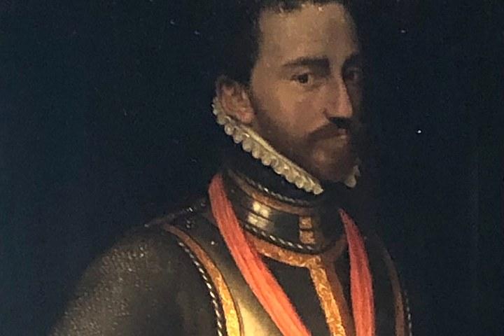 RCE leent portret Lodewijk van Nassau aan museum