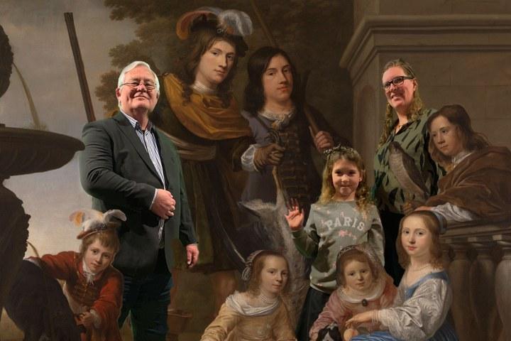 Stap in een schilderij in Museum Den Briel!