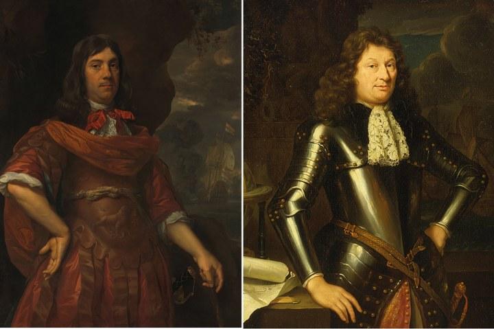 Tentoonstelling Cornelis Tromp en Philips van Almonde