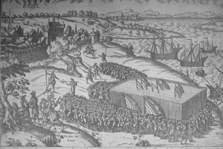 Historische vereniging De Brielse Maasmond