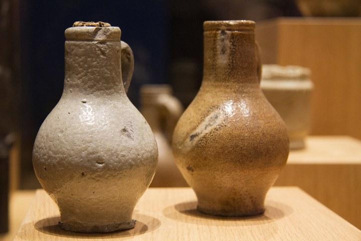 Archeologie en middeleeuwen (klas 1 en 2)