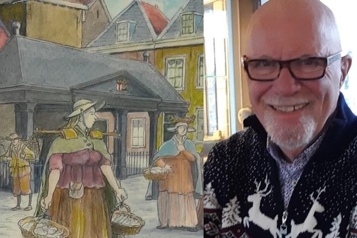Museumdeur op een kier, 25 mei: Henk Vonk