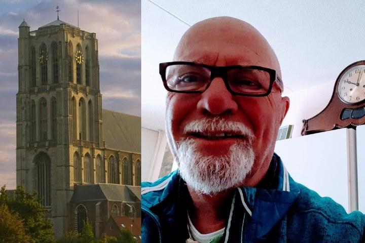 Museumdeur op een kier, 30 mei: Henk Vonk