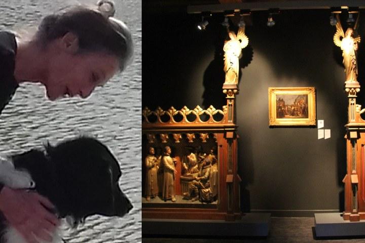 Museumdeur op een kier, 4 juni: Fieke Lambert