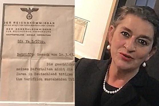 Museumdeur op een kier, 4 mei: Marijke Holtrop