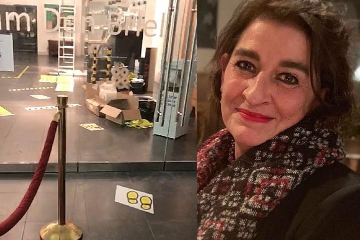 Museumdeur op een kier, 5 juni 2020: Marijke Holtrop (afsluiting)