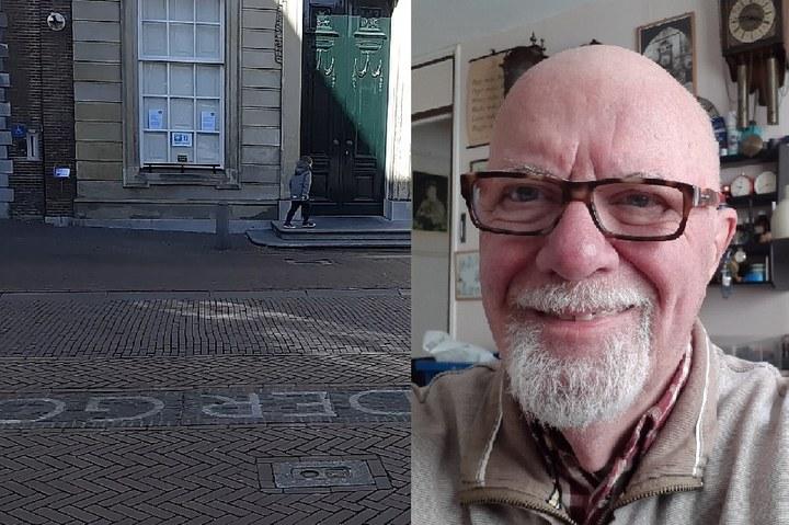 Museumdeur op een kier, 7 april: Henk Vonk